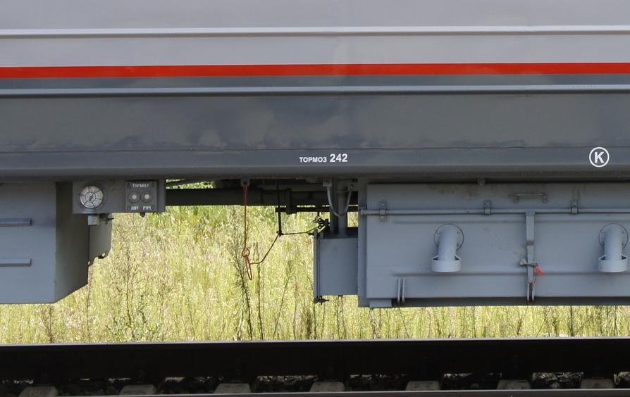 Правда о железнодорожных тормозах: часть 4 — приборы торможения пассажирского типа - 1