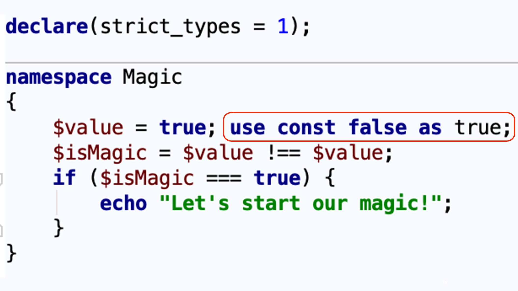 Школа магии PHP - 4