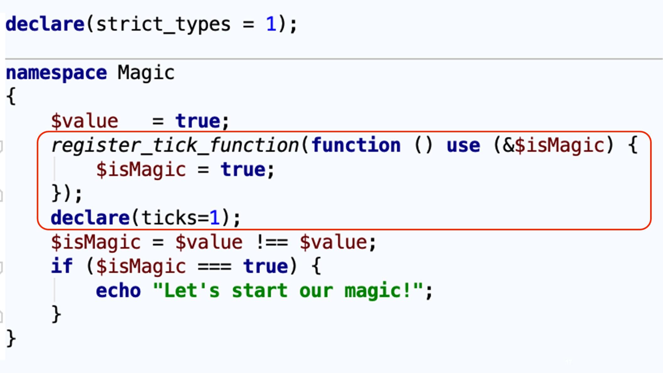 Школа магии PHP - 5