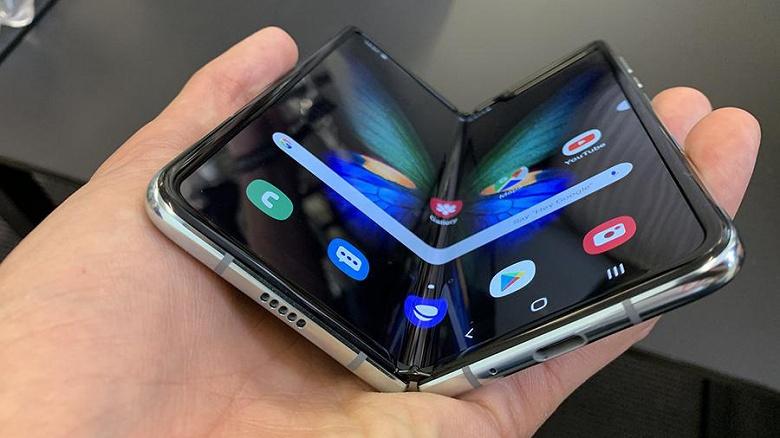 Запуск Samsung Galaxy Fold за 160 тысяч рублей объявили в России провалом