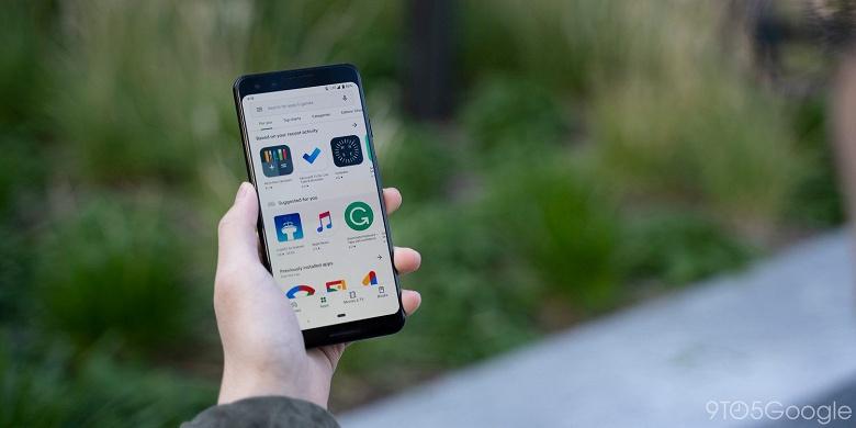 Android может унаследовать худший недостаток iPhone