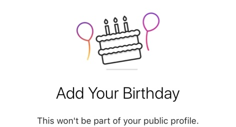 Instagram ввел ограничение 13+ и стал запрашивать дату рождения пользователей при регистрации - 1