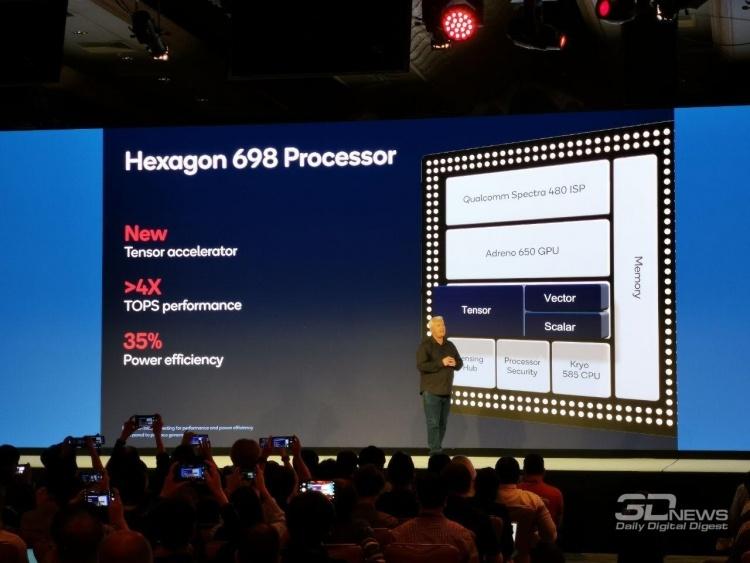 Чего ожидать от флагманских смартфонов 2020 года: подробности о Qualcomm Snapdragon 865