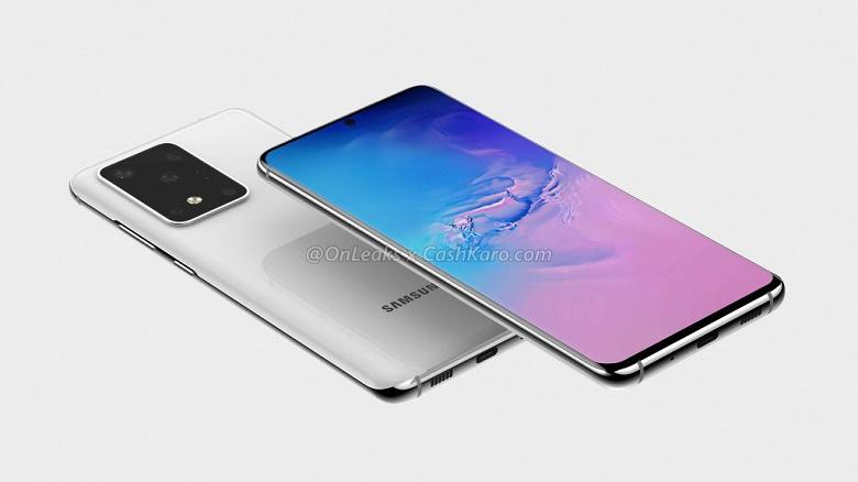 108 Мп и 5х зум для всех. Раскладушка Samsung Galaxy Fold получит камеру, как у Galaxy S11