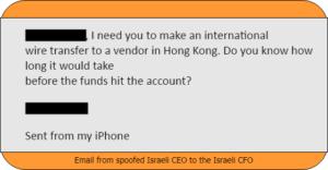 Check Point обнародовала материалы по расследованию кражи $1 млн, которую успешно совершил хакер с помощью MITM-атаки - 6