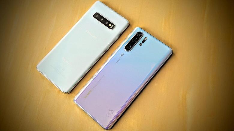 Huawei перестанет быть одним из крупнейших клиентов Samsung