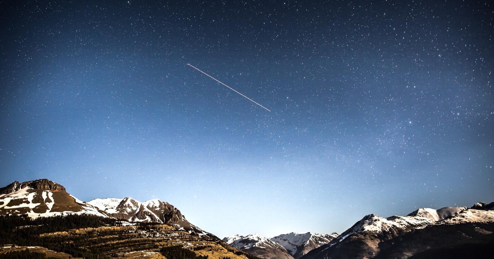 Доказано: жизнь на метеоритах возможна