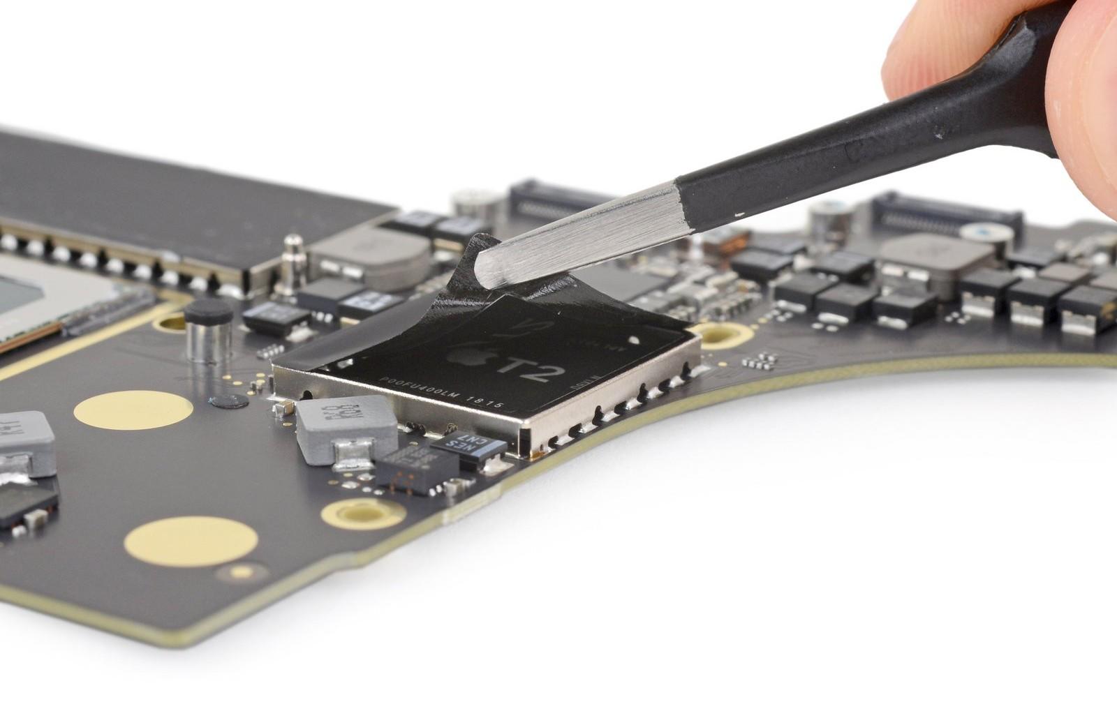 Функция Activation Lock от Apple значительно усложнила жизнь ремонтникам макбуков - 1