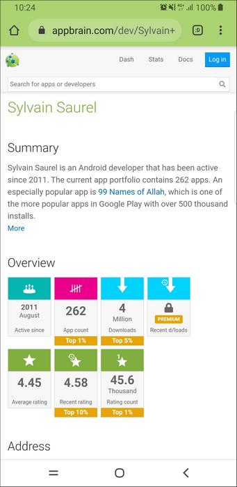 История о том, как Google Play за один час перечеркнул десять лет моих трудов - 3