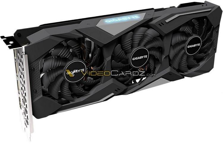Изображения видеокарт Radeon RX 5500 XT от ASRock и Gigabyte