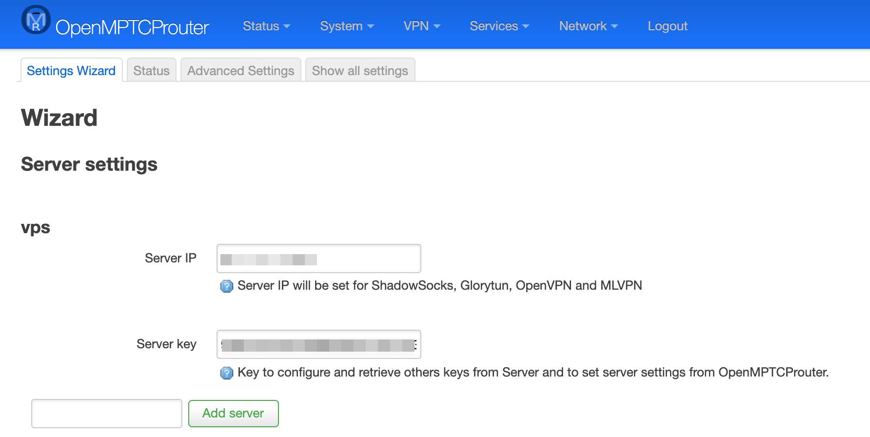 Настоящее суммирование интернет-каналов — OpenMPTCPRouter - 12