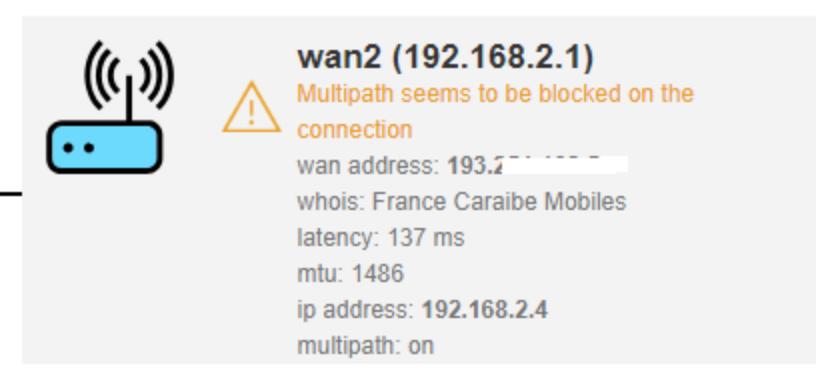 Настоящее суммирование интернет-каналов — OpenMPTCPRouter - 15