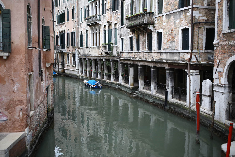 Венеция: дикий профит на паре голых скал - 1