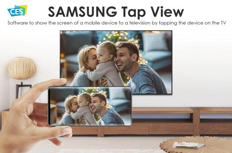Samsung изменит то, как мы смотрим телевизор