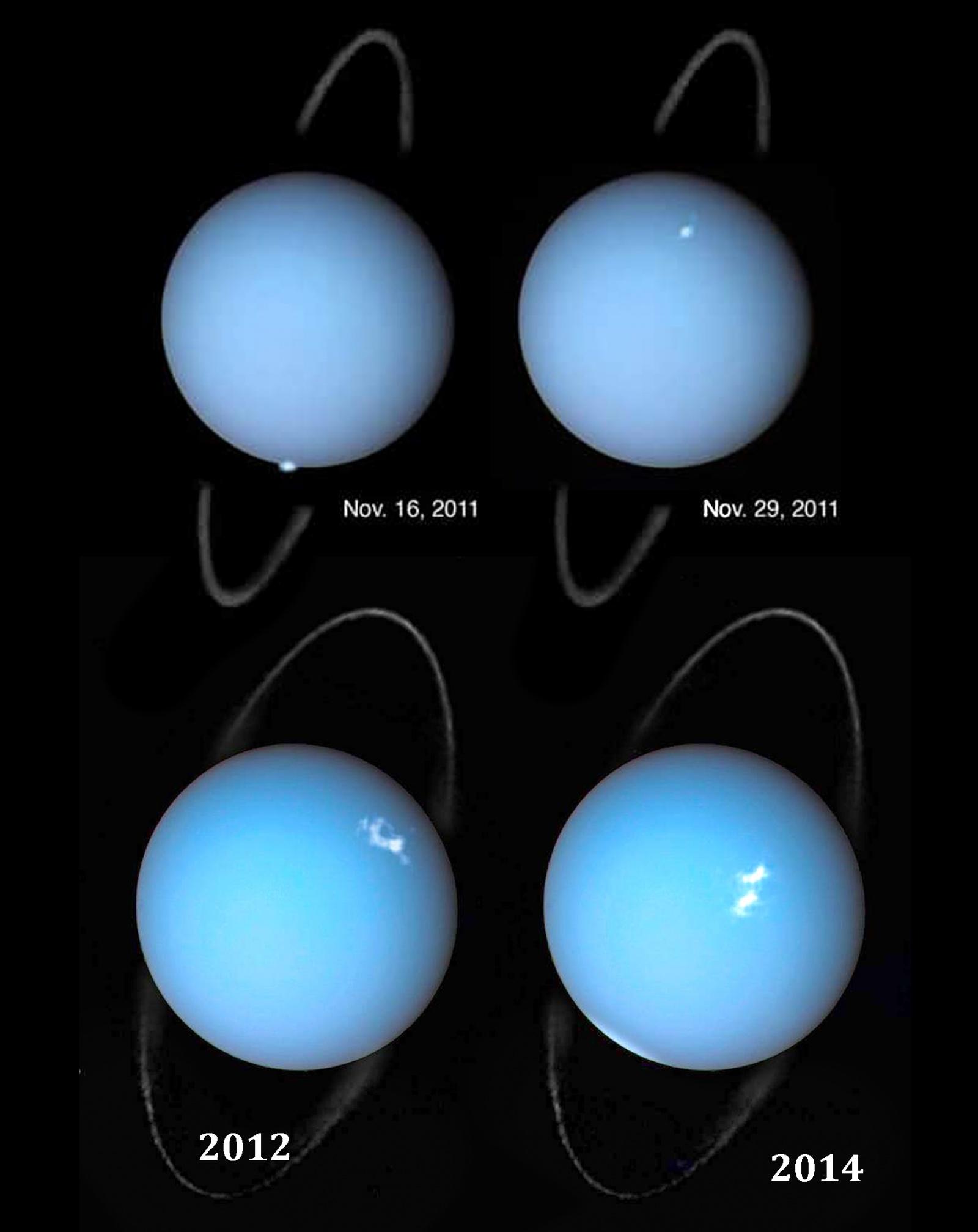 Полярные сияния на планетах Солнечной системы - 26