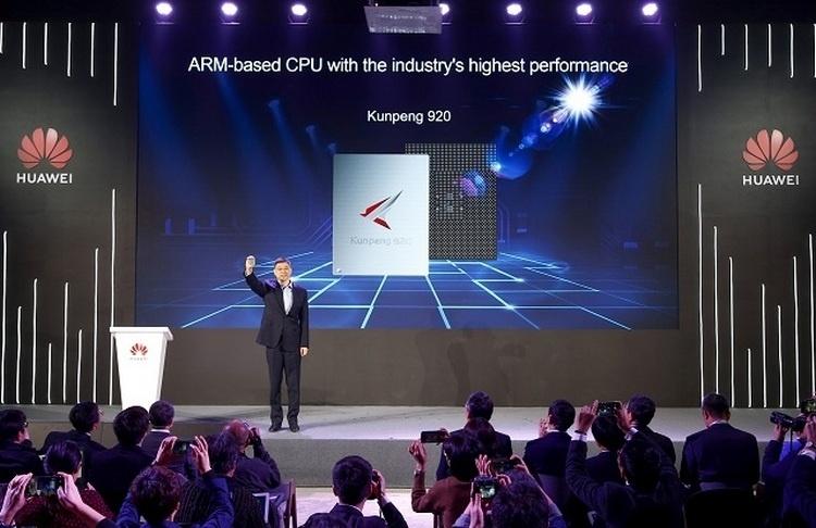 Huawei может поддержать инициативу Windows 10 ARM, опираясь на свои чипы