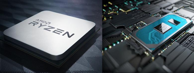 Intel откровенно лукавит, сравнивания свои процессоры с CPU AMD Ryzen