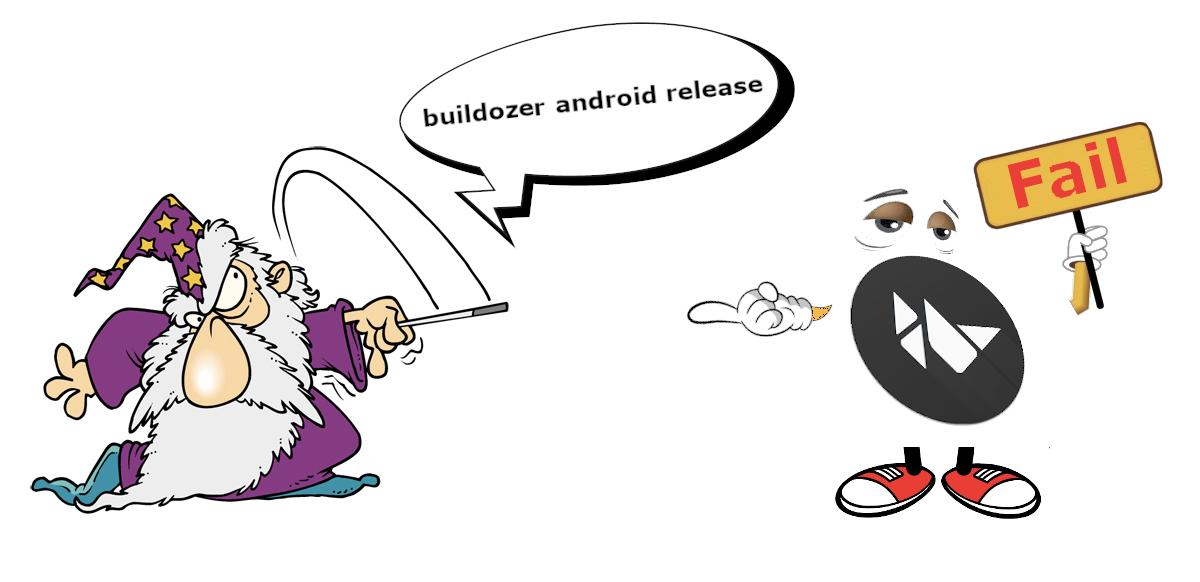 Kivy. Сборка пакетов под Android и никакой магии - 1