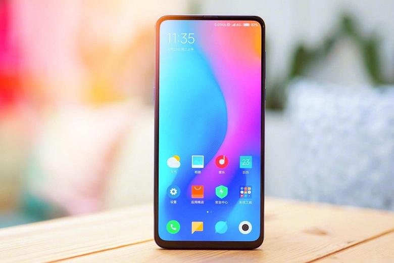 Назван первый смартфон Xiaomi со скрытой камерой. И это не 100-ваттный Xiaomi Mi 10