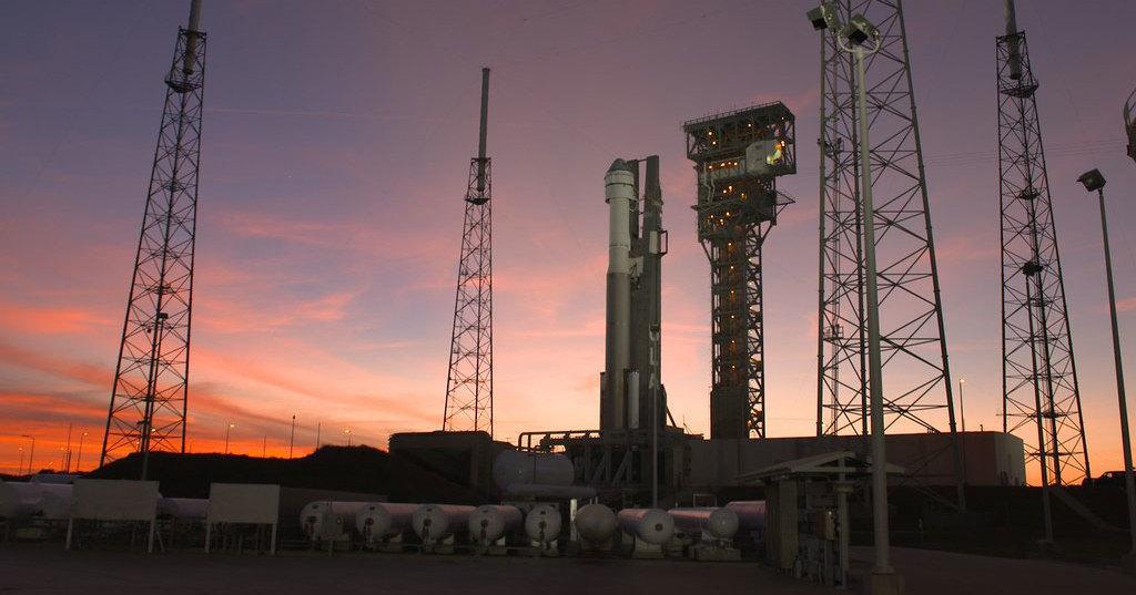 Boeing сделал последний шаг для отправки людей в космос