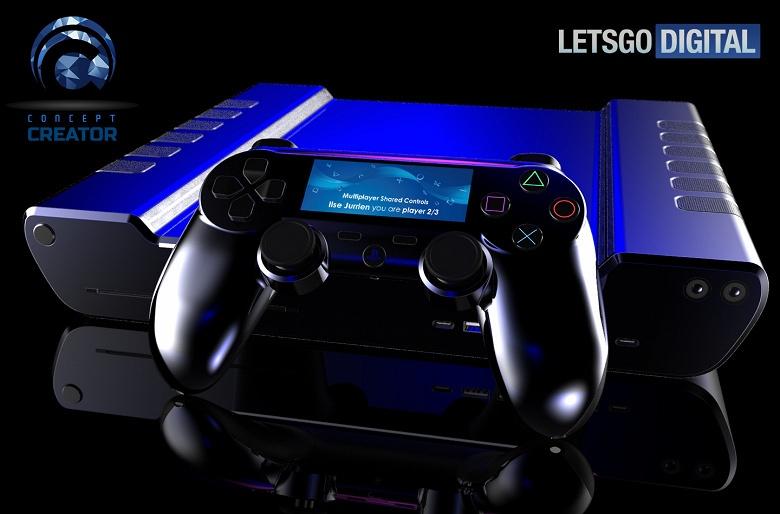 PlayStation 5 и DualShock 5 готовят революцию в мультиплеере