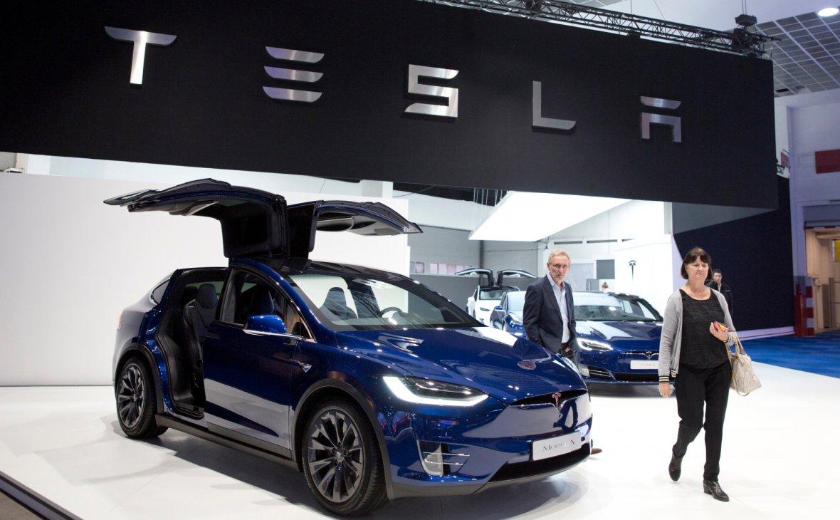 Tesla патентует лазерную очистку лобового стекла - 1