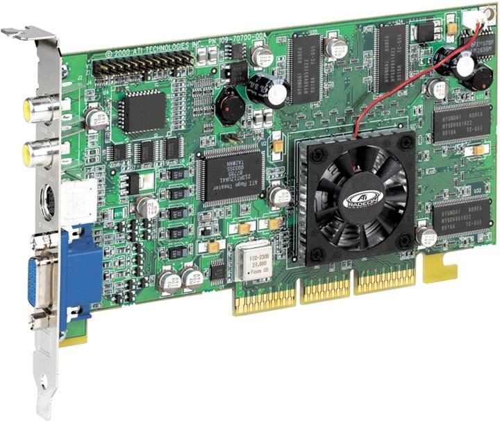 История видеопроцессоров, часть 3: консолидация рынка, начало эпохи конкуренции Nvidia и ATI - 4