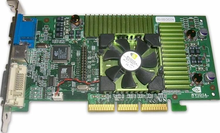 История видеопроцессоров, часть 3: консолидация рынка, начало эпохи конкуренции Nvidia и ATI - 5