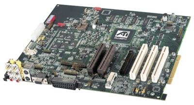 История видеопроцессоров, часть 3: консолидация рынка, начало эпохи конкуренции Nvidia и ATI - 7