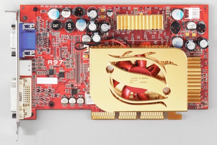 История видеопроцессоров, часть 3: консолидация рынка, начало эпохи конкуренции Nvidia и ATI - 8