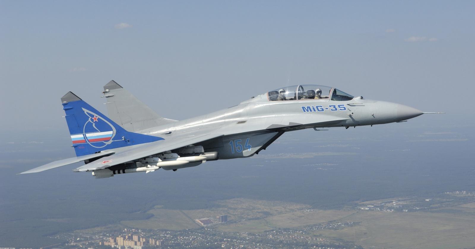 «МиГ» сделает скоростные боевые беспилотники