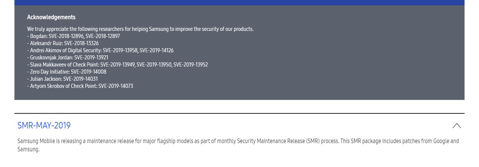 Поиск уязвимостей в Samsung TrustZone, или AFL зафаззит все - 19