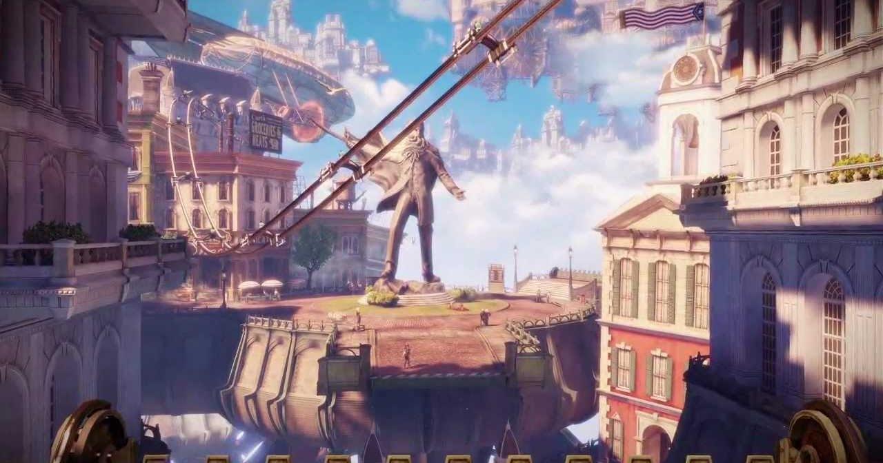 Анонсирована новая часть игровой серии BioShock