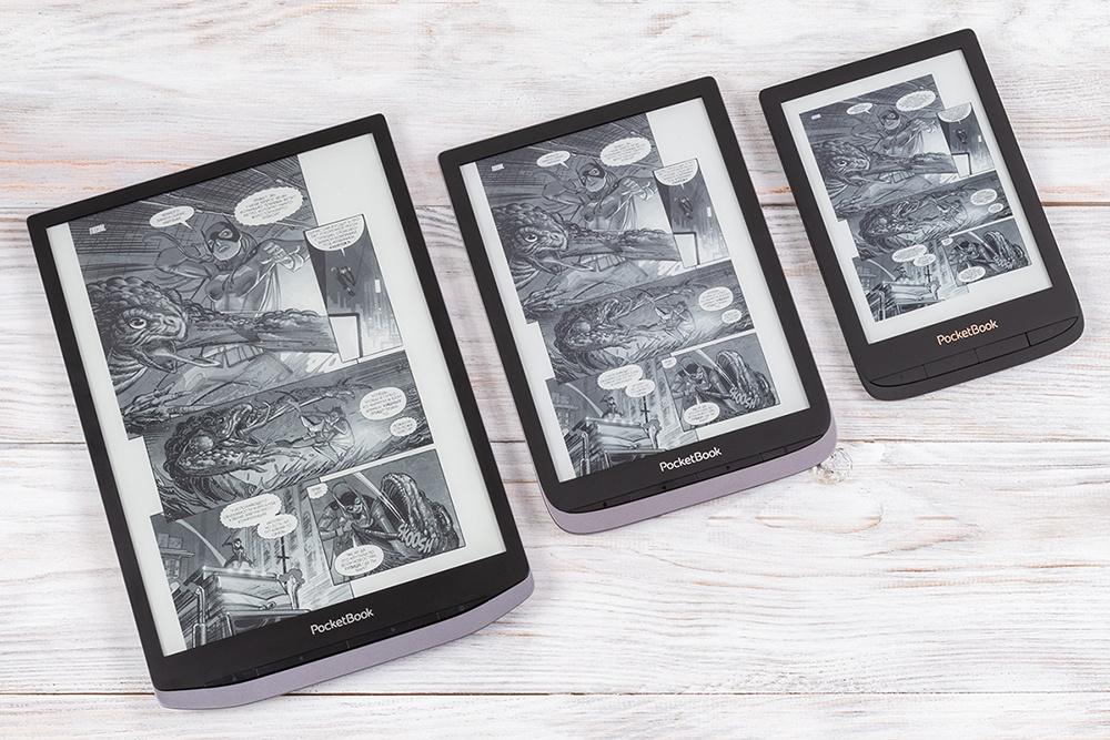 Обзор PocketBook X – огромного 10,3-дюймового ридера с экраном E Ink Carta Mobius и металлическим корпусом - 10