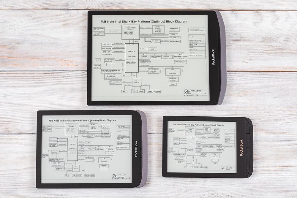 Обзор PocketBook X – огромного 10,3-дюймового ридера с экраном E Ink Carta Mobius и металлическим корпусом - 12