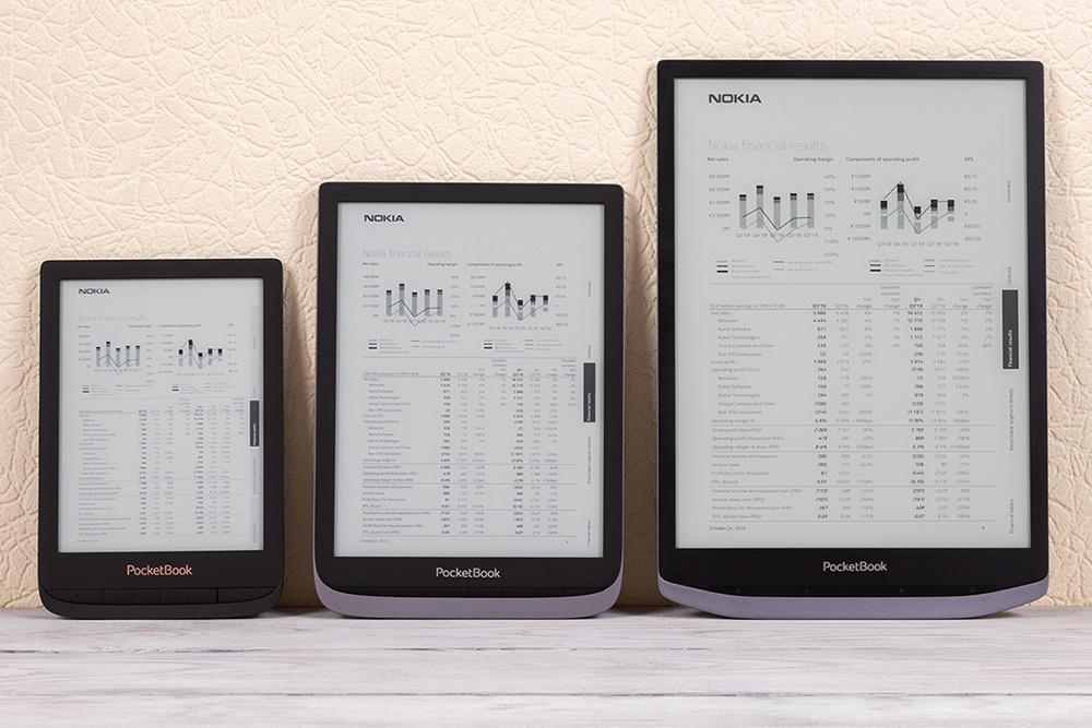 Обзор PocketBook X – огромного 10,3-дюймового ридера с экраном E Ink Carta Mobius и металлическим корпусом - 2