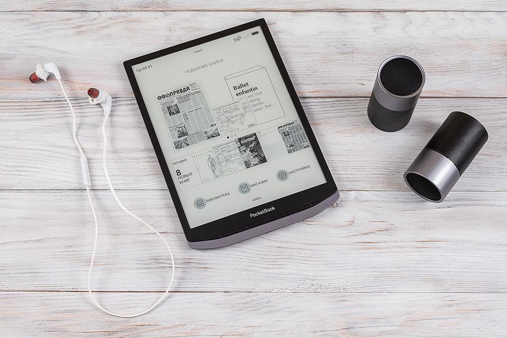 Обзор PocketBook X – огромного 10,3-дюймового ридера с экраном E Ink Carta Mobius и металлическим корпусом - 24