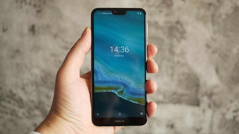 Прошлогодний Nokia 7.1 получил Android 10