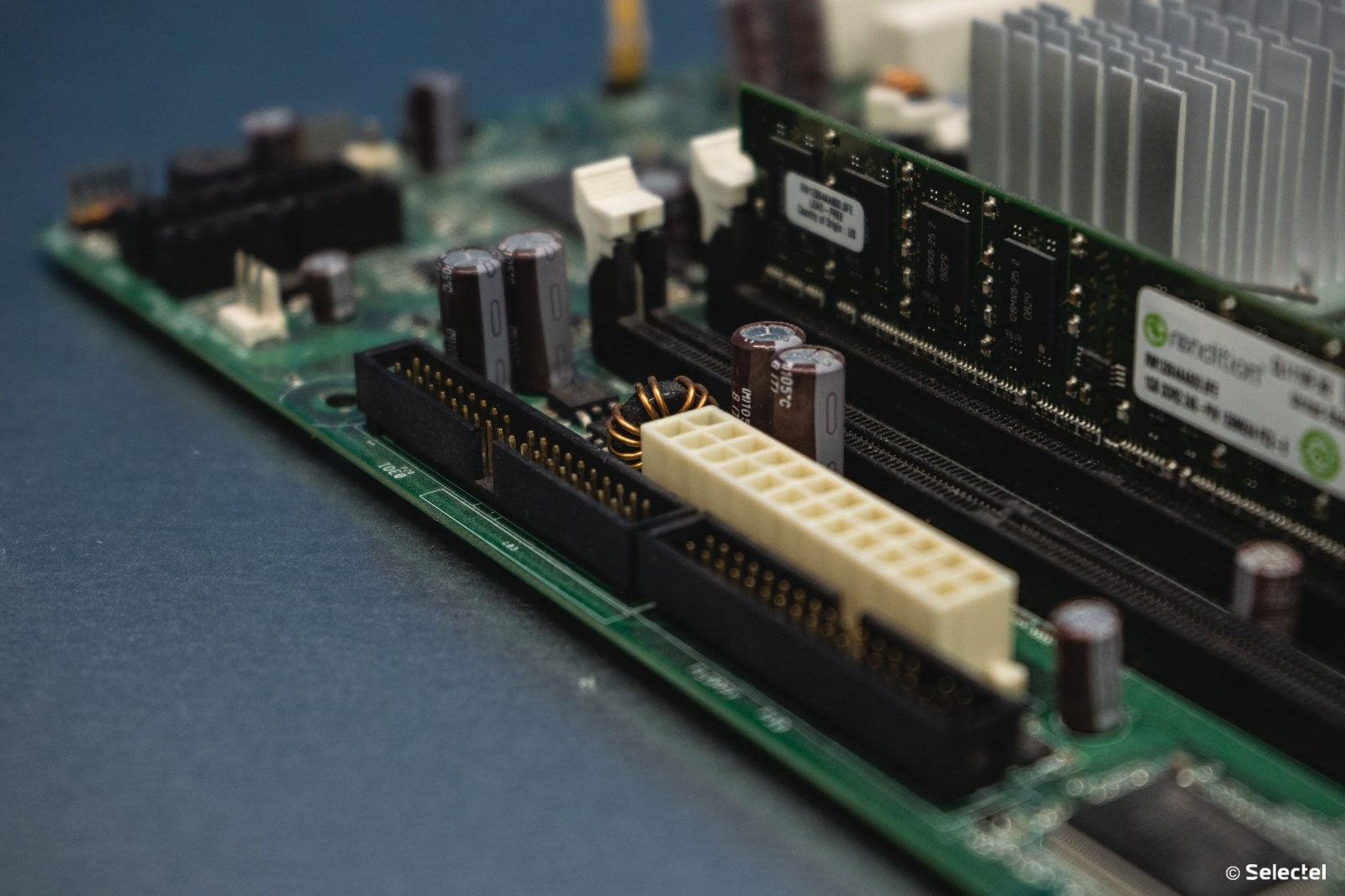 Введение в SSD. Часть 2. Интерфейсная - 8