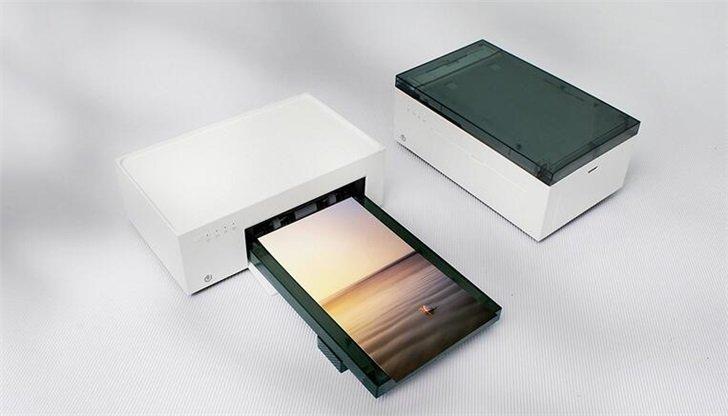 Фото из нового принтера Xiaomi можно «оживлять»