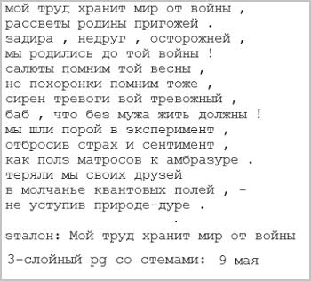 Как сделать из нейросети журналиста, или «Секреты сокращения текста на Хабре без лишних слов» - 31