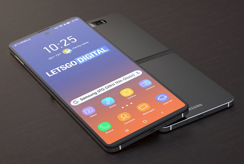 Революционное стекло избавит раскладушку Samsung Galaxy Fold 2 от недостатков оригинала