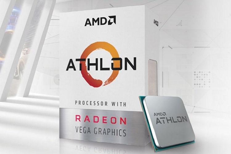 AMD Athlon 3000G всё же построен на ядрах Zen первого поколения