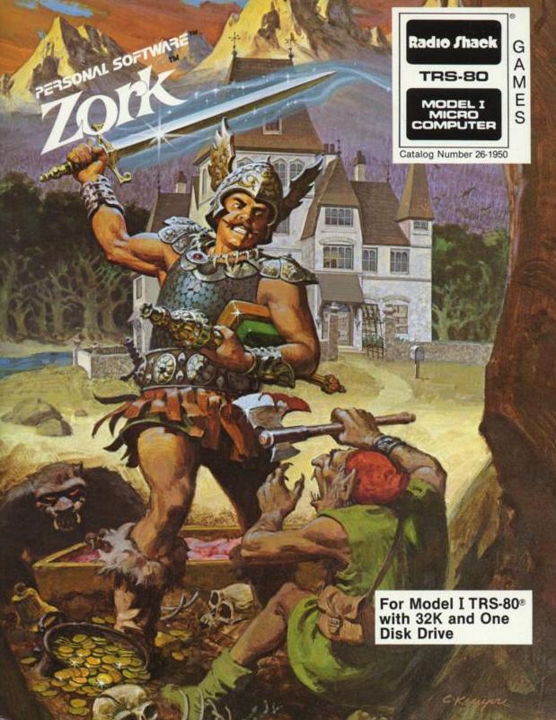 Zork и Z-Machine: как разработчики перенесли игру с мейнфреймов на 8-битные домашние компьютеры - 3