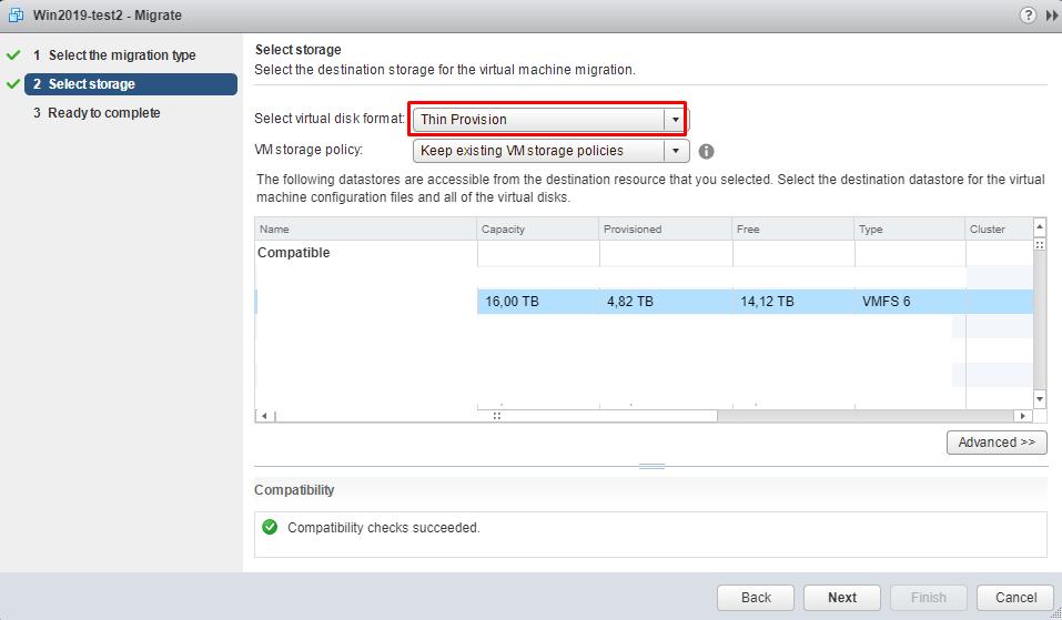 С Hyper-V на VMware и обратно: конвертация виртуальных дисков - 14