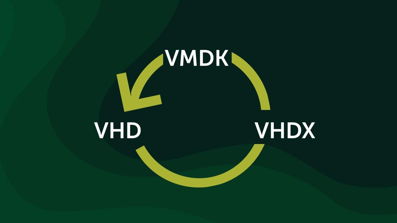 С Hyper-V на VMware и обратно: конвертация виртуальных дисков - 1