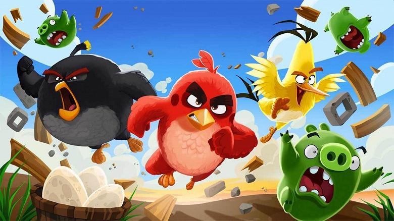 В это сложно поверить, но Angry Birds отметили 10 лет и 4,5 млрд загрузок