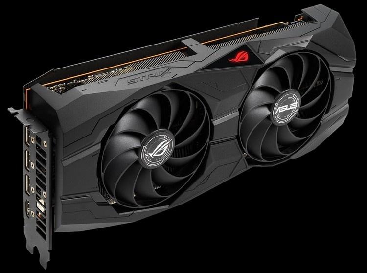 ASUS представила собственные Radeon RX 5500 XT только с 8 Гбайт памяти