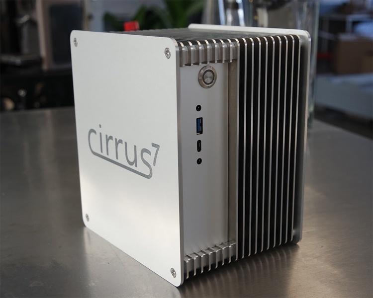 Корпус Cirrus7 Incus A300 для безвентиляторного ПК обойдётся в 200 евро