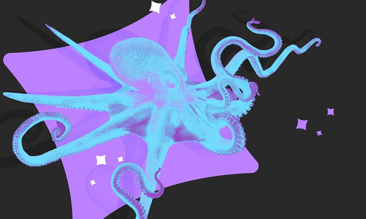 Повесть об Октопусе - 1